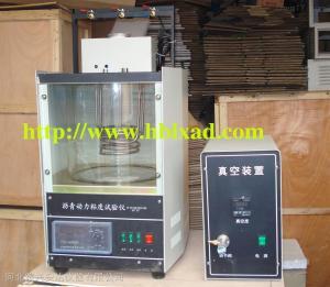 SYD-0620型 沥青仪器厂家沥青动力粘度计价格低