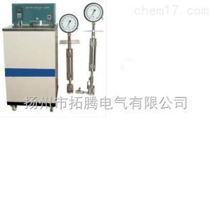 SYQ-8017石油產品蒸汽壓測定儀(雷德法)