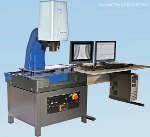 Werth ScopeCheck复合式光学三坐标测量机