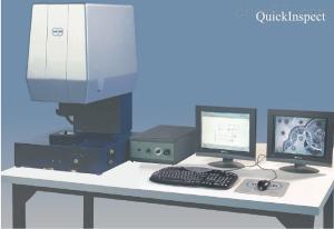 QuickInspect 德国Werth QuickInspect快速二维光学测量仪