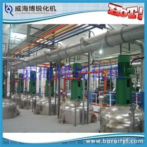 GSH 白乳胶成套生产反应釜设备 生产型反应釜