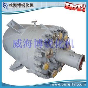 GSH 加氢橡胶生产反应釜