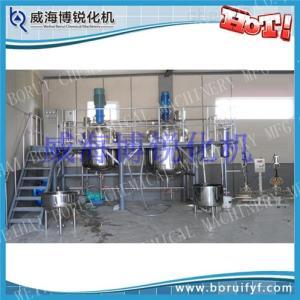 GSH 石油提炼成套生产反应釜设备 生产型反应釜
