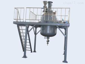 GSH 制胶成套生产反应釜设备 生产型反应釜