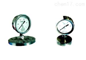 YMN系列隔膜式耐振压力表