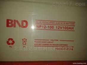 百纳德BND蓄电池NP10-12 12V10AH详细参数