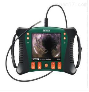 EXTECH HDV610 EXTECH HDV610高分辨率管道内窥镜套装(含¢5.5mm柔性探头)