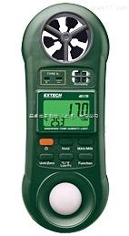 EXTECH 45170 EXTECH 45170 照度计,45170 4合1湿度温度空气流量和照度计,EXTECH上海代理