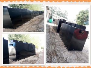 WSZ-0.5地埋式一体化污水处理设备厂家报价