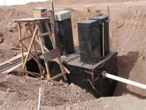 污水处理设备WSZ-0.5 m³/h