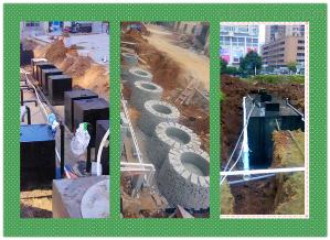 生活污水处理设备WSZ-0.5