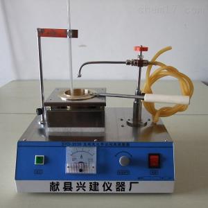 SYD-3536 克利夫兰闪点仪,闪点与燃点试验仪