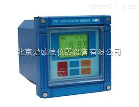 AODJ- PHG-217D 工业pH/ORP测量控制器自动计算斜率工业pH/ORP测量