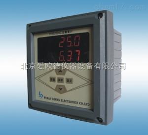 AODJC-PHG2000 工业酸度计 制药、生化溶液PH值连续测试仪 智能盘装式PH计 PH计检测仪