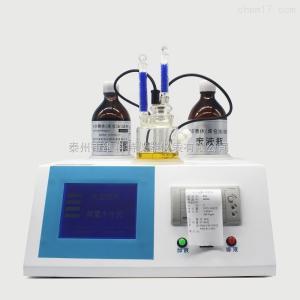 WKT-A8 液体卡尔费休快速水分测定仪