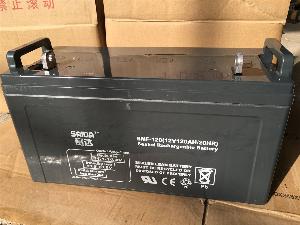 賽達SAIDA蓄電池6MF-100 12V100AH/20HR數據傳輸