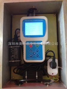 安全防爆型粉塵濃度溫濕度檢測報警儀