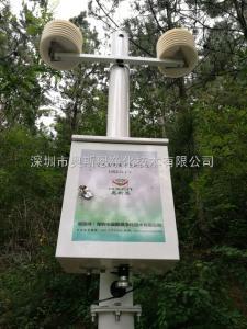 生态湿地公园专用负氧离子检测仪