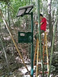 景区、生态园负氧离子空气质量监测系统