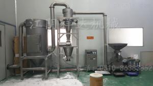 WF-系列 脉冲除尘粉碎机维修和保养