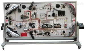 YUY-8045雅阁全车电路电器实验台 汽车电器实训台