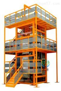 YUY-DT23电梯安装维修与保养实训教学装置 透明电梯模型