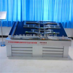 YUYCY-09礦井電機車運輸系統設計及運行演示模型|煤礦安全培訓裝備
