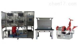 YUYBG-1 水泵及管道安装设计实训装置|楼宇实训