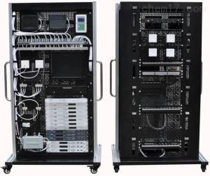 YUY-LY90 楼宇工程卫星及有线电视系统实训平台