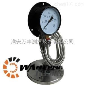 YTPF-100RL軟管型隔膜壓力表