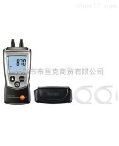 德图testo 510 - 迷你型差压测量仪