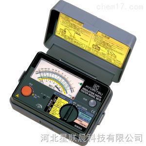 MODEL 6017/6018 絕緣接地交流電壓多功能測試儀