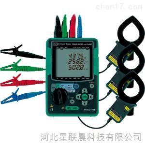 MODEL 6300 数字式电能分析仪/电能质量分析仪