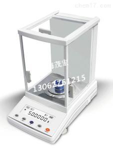 1MG電子分析天平JA503
