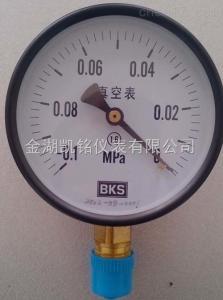 耐震压力表,压力容器专用压力表