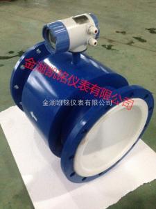 成品输送泵管道出口流量计