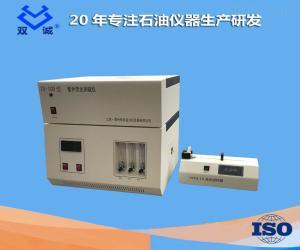 TS-3000X 紫外荧光硫试验器