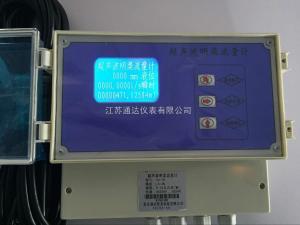 TD-1D 超声波明渠流量计,在线流量计安装