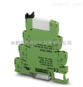 菲尼克斯继电器PLC-RSP- 24DC/1/ACT