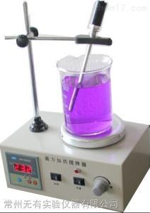 HJ-3 恒溫加熱磁力攪拌器