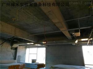 LUMI-PF1208D 实验室排风系统管道定制安装,PP风管焊接