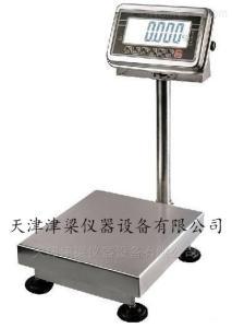 SCS 全不绣钢台秤配本安型仪表,防爆电子台秤