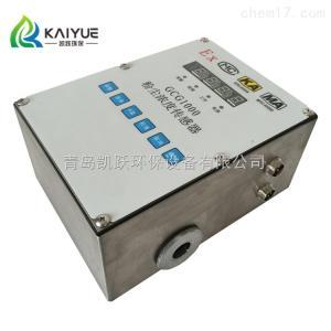 GCG1000在線粉塵監測超標報警儀