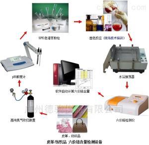 德骏仪器供应六价铬皮革检测设备