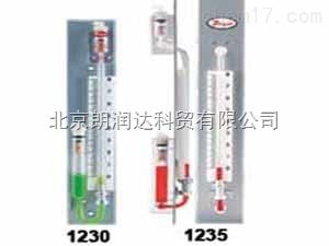Dwyer 1230/1235系列 Flex-Tube®豎式壓力計