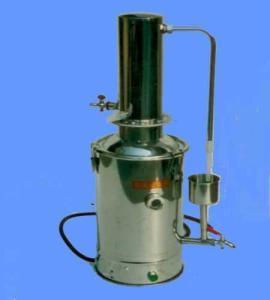 HS-Z1-5 不锈钢蒸馏水器