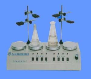 CJJ-931 HJ-4 四联磁力加热搅拌器
