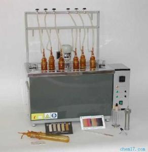 D130 石油产品铜腐蚀特性测定仪