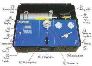 Arimad型 植物水勢能測定儀