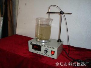 HJ-3 磁力加热搅拌器